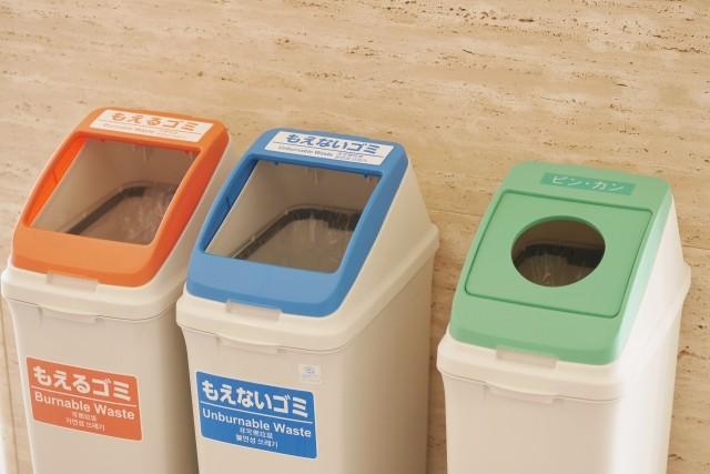 これでストレスフリー!ゴミ分別と保管のコツ