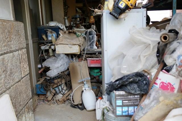 故人の家がゴミ屋敷だった時の遺品整理